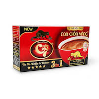 Golden Weasel Instant Coffee 3в1